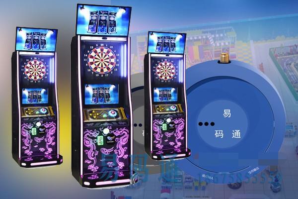 电玩城的游戏机如何通过扫码投币支付来抢占市场
